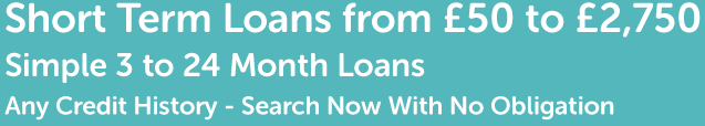 Short Term Loans from £50 to £2,750. Simple 3-to-24 Month Loan Solutions from Wonga